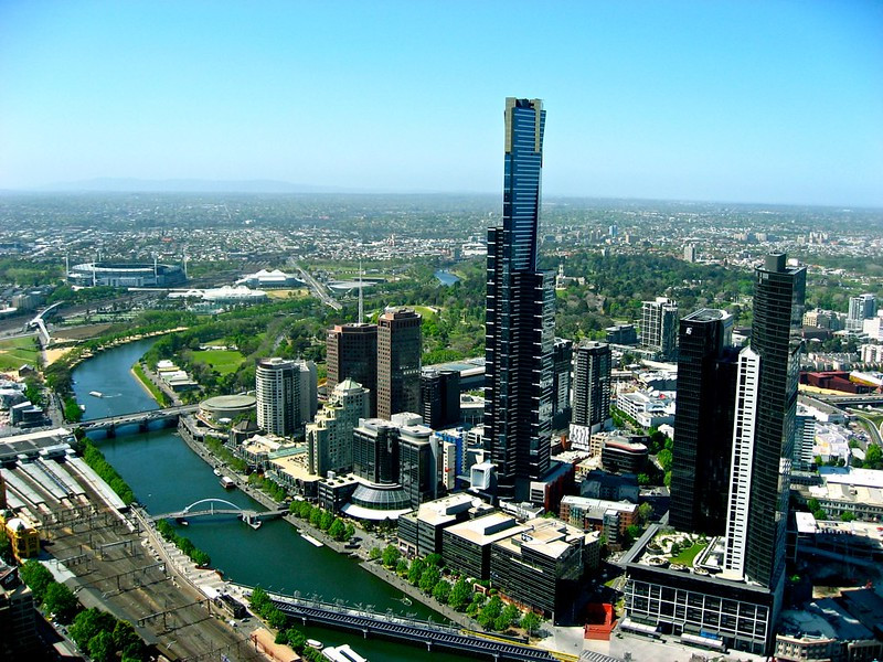 Medical professionals have expressed concern over mental health, as Australias second largest city - Melbourne - moves into the 12th week of lockdown 2.0. Photo: Chris Skitch (CC BY 2.0)