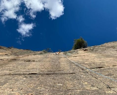 Climbing is more than a race to the top