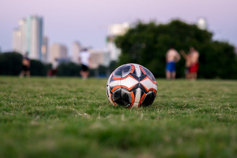 Soccer ball by J Dima on Flickr