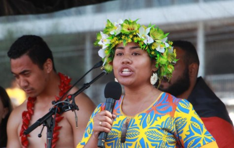 Pacific climate defenders