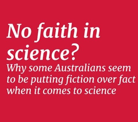 Bringing sceptics back from the brink