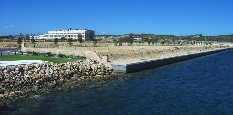 North Coogee marina will be part of the proposed Port Coogee division. Picture credit: Gnangarra, Wikipedia.