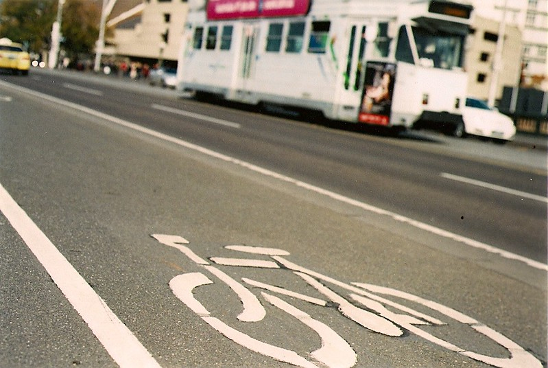 Melbourne joins other international cities in improving cycling infrastructure.