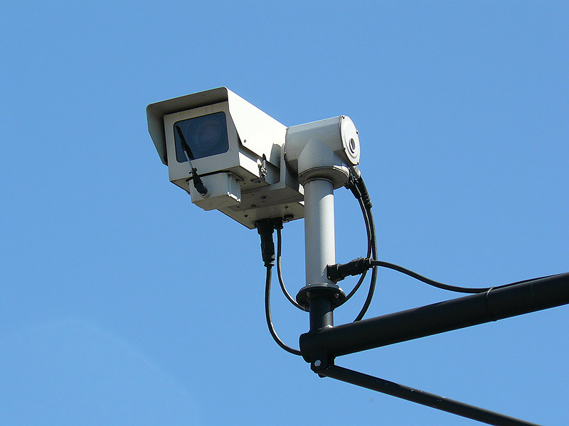 A CCTV camera. Photo: Mike_fleming (CC BY-SA 2.0)