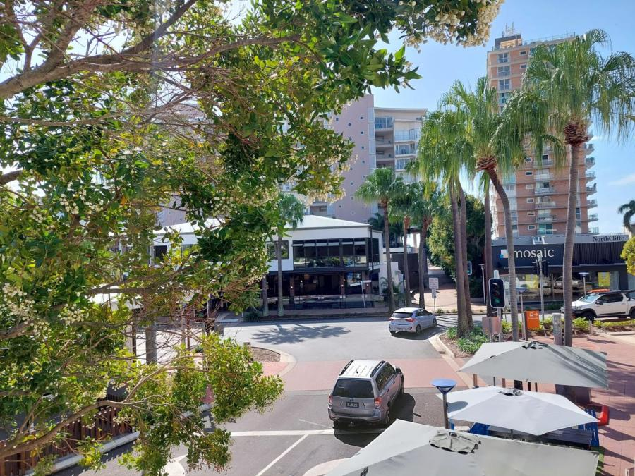 This view from Ocean Street, Maroochydore  is not dissimilar to some of the quieter areas on the Gold Coast. Photo: Chris Nyeste