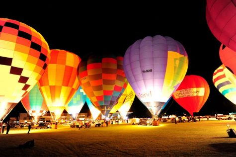 Northam has hosted national ballooning competitions before, such as this one in 2015, but the Womens World Hot Air Ballooning Championships will be the towns first international championship. Photo credit: Shire of Northam