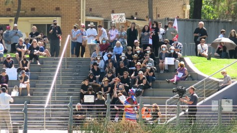 Photo of Wagga Wagga March 4 Justice by Wagga Library (CC BY-NC 2.0)