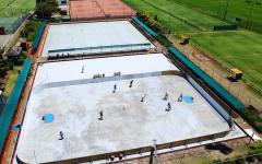 Navigation to Story: Street roller hockey rolls out across the nation