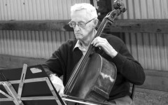 Le Cygne: Haydn Skinner and his beloved cello