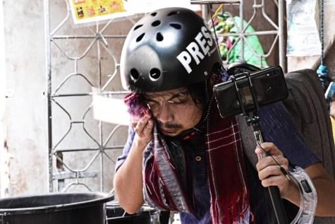 International Media Support in Myanmar
