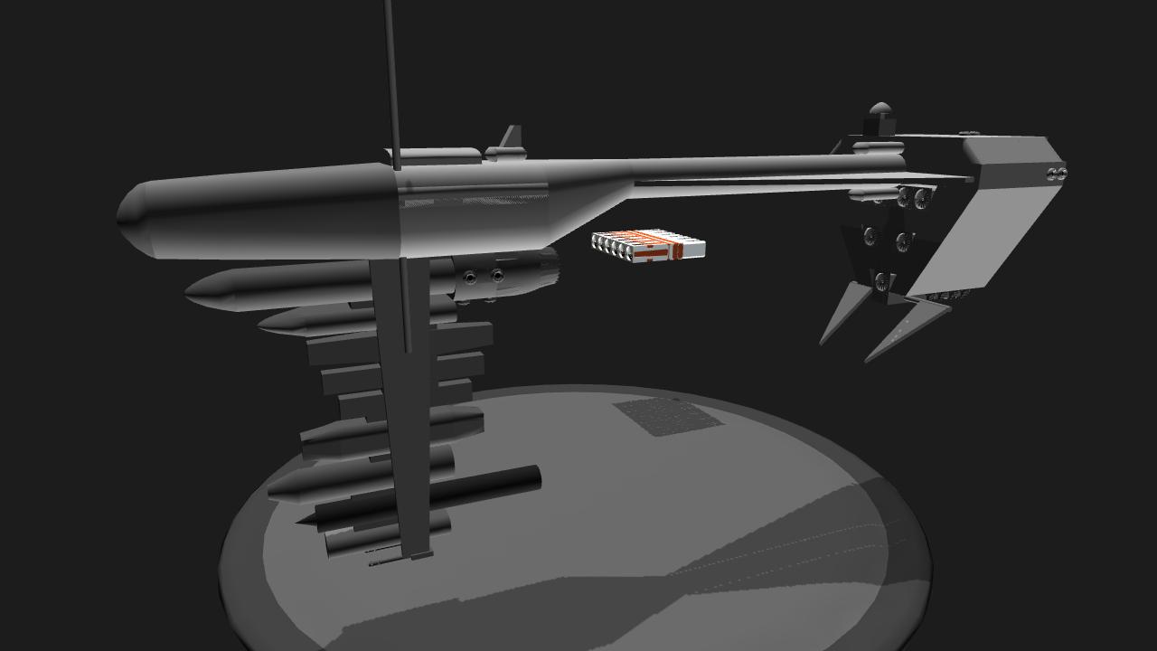 SimplePlanes  Star WarsNebulonB Class Escort Frigate