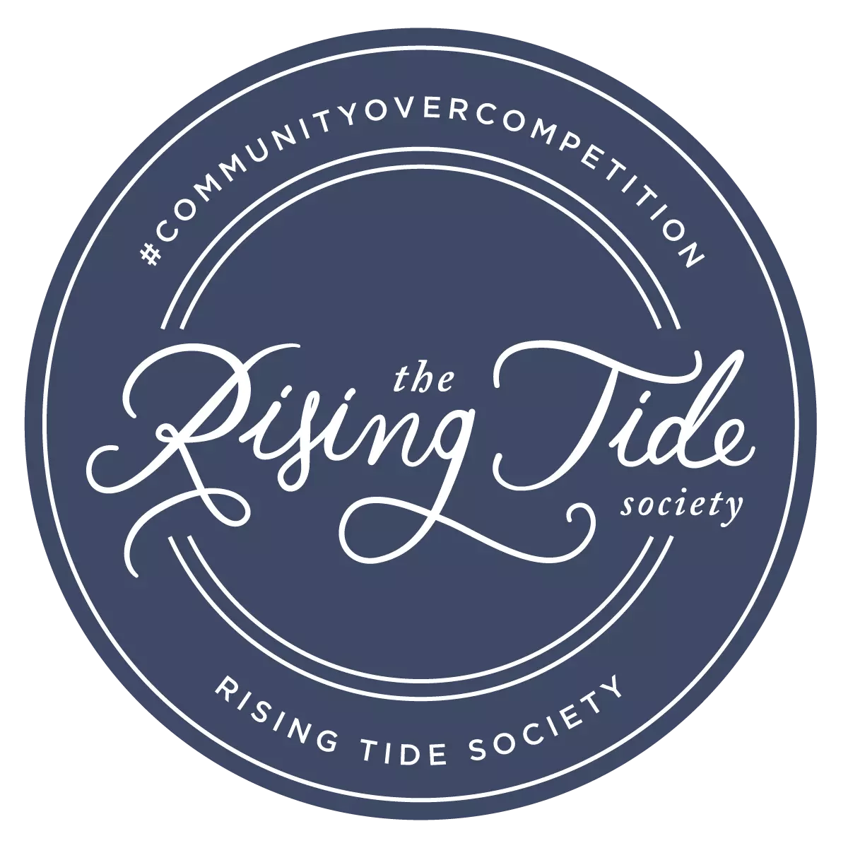 Badge: Rising Tide Society Member