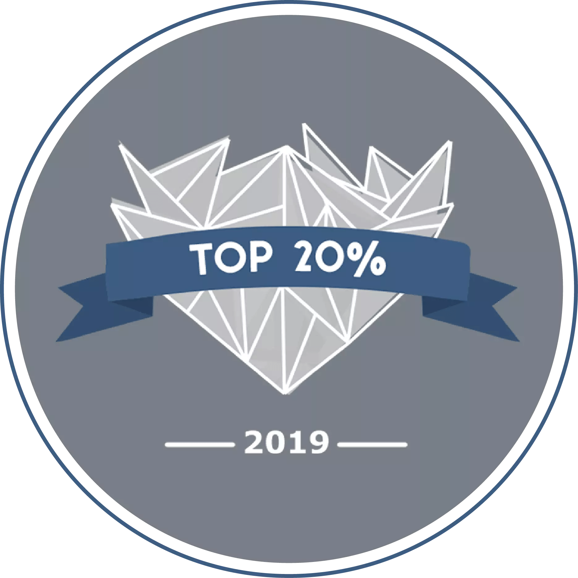Badge: Top 20% in Shoot and Share Contest