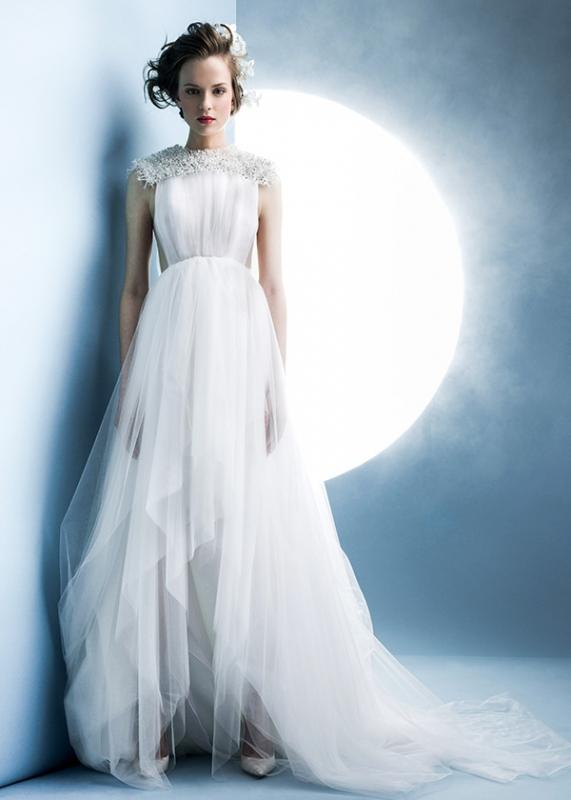 Angel Sanchez Wedding Dresses  Spring 2016 Bridal