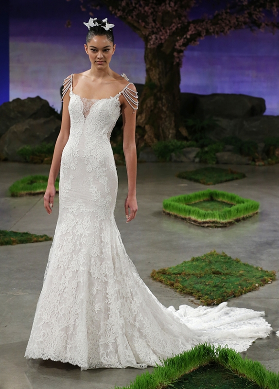 Ines Di Santo Wedding Dresses Spring Summer Couture