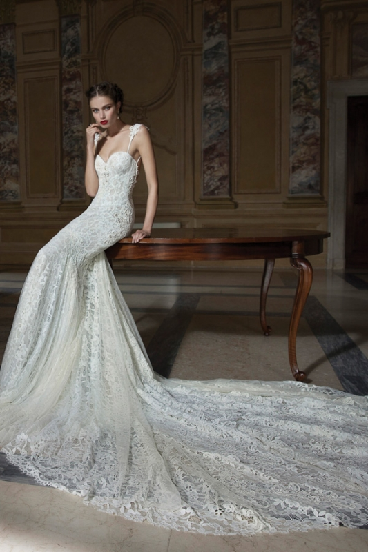 Berta Bridal  2014 Bridal Collection
