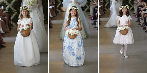 Bridal Market - Oscar De La Renta Spring 2013