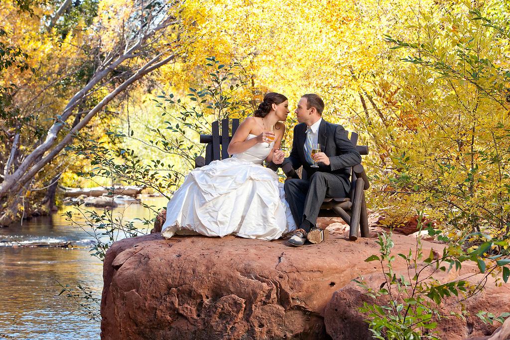 L Auberge De Sedona Wedding Venue Sedona Arizona Junebug Weddings