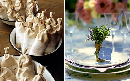 Garden Wedding Favours Ideas Wedding Photography Website