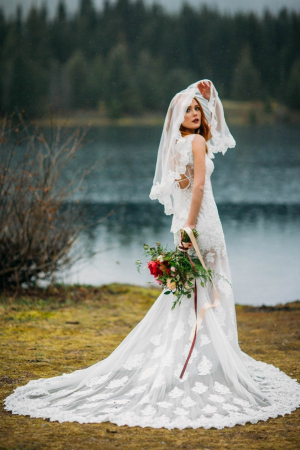Pacific Northwest Wedding Inspiration At Snoqualmie Pass