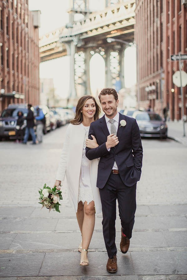 How to Plan an NYC Wedding in Spring with Cristina Verger  Junebug Weddings