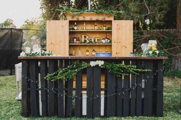 You Got Served: 9 Creative Wedding Drink Stations