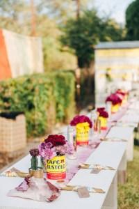 Epic and Eclectic DIY Backyard Wedding in Texas | Junebug ...