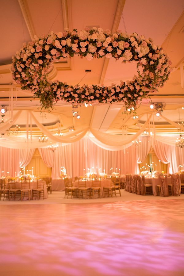 Were Head Over Heels for These 22 Hanging Reception Decor
