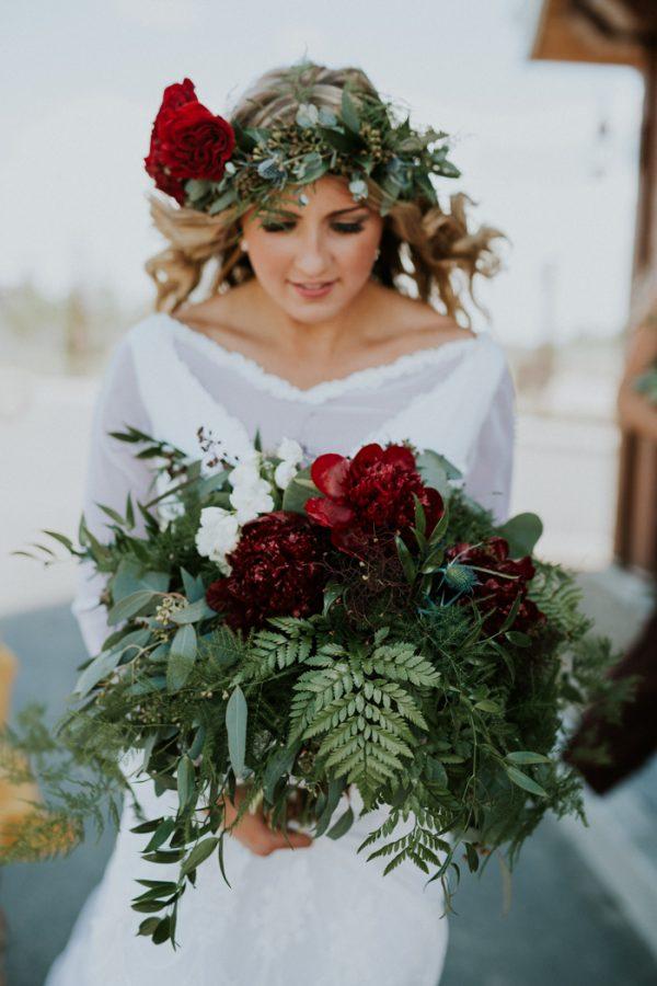 Jewel Tone Wedding Colors