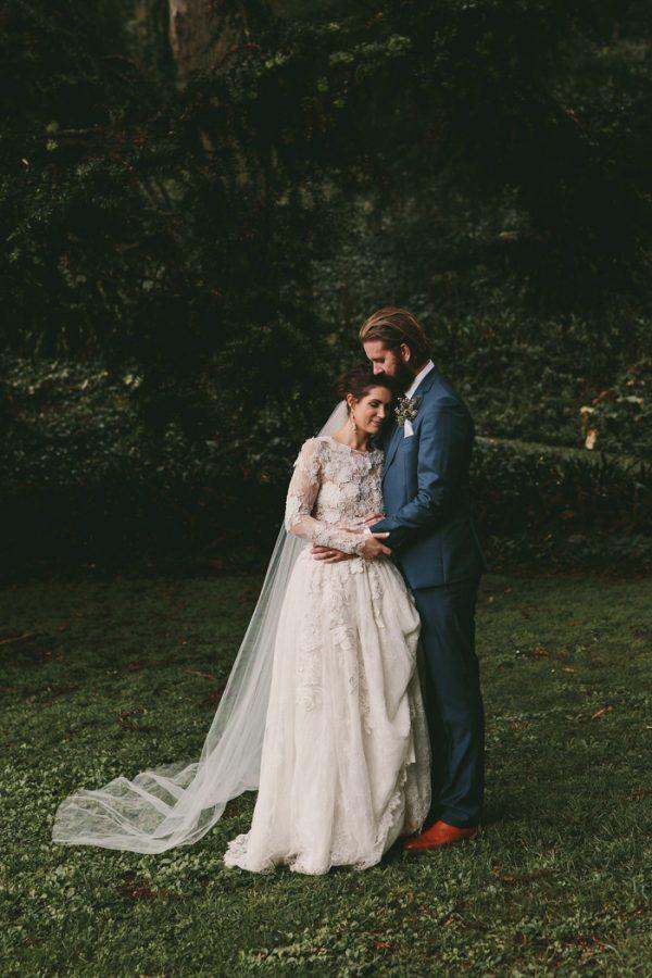 Outdoor Australian Wedding Tealily Photography