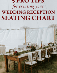Pro tips for creating your wedding reception seating chart junebug weddings also rh junebugweddings
