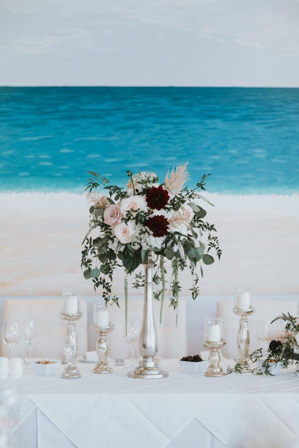 Classy Florida Destination Wedding at Miromar Lakes Beach