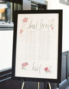 Photo by   malley photographers see more from this wedding here also seating chart ideas junebug weddings rh junebugweddings