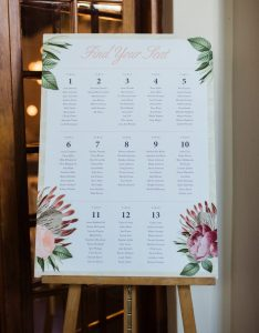 Photo by julia wade photography event planning nikki potgieter see more from this wedding here also seating chart ideas junebug weddings rh junebugweddings