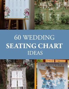 When it comes to reception decor your wedding seating chart might be the most practical item but that doesn   mean you can get creative with also ideas junebug weddings rh junebugweddings