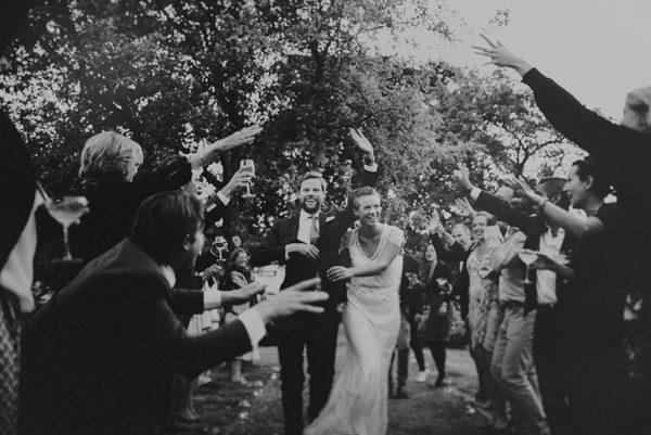 Beautiful Outdoor Wedding From Fer Juaristi