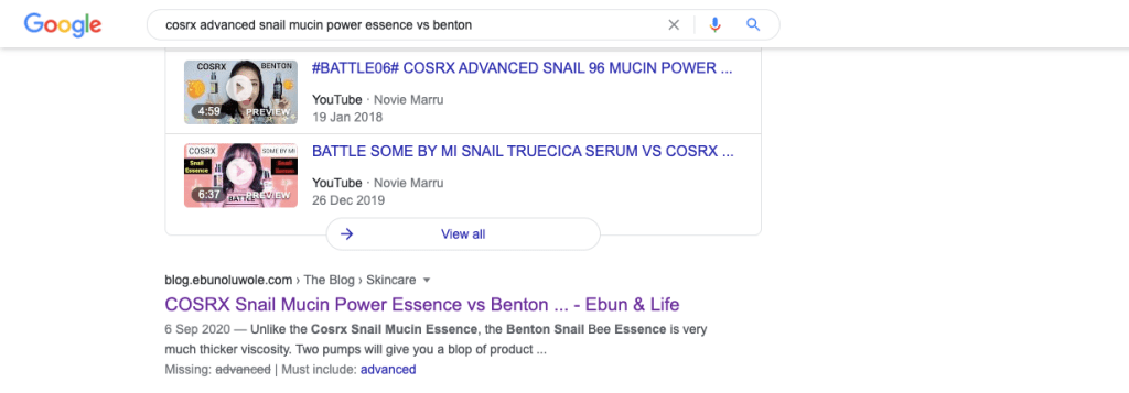 How To Get Your First Google Featured Snippet