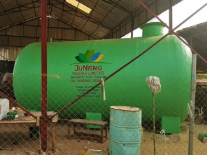FRP/GRP Storage Tanks & Vessels - JuNeng | EPC Contractor in