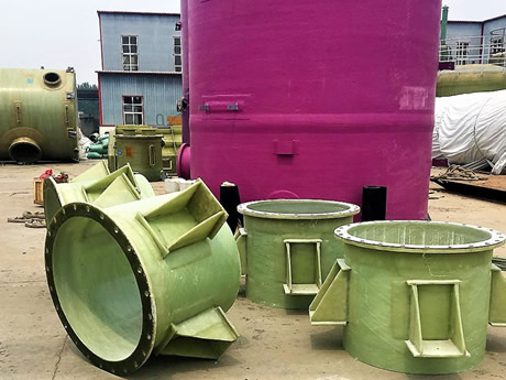 FRP/GRP Custom Fabrications - JuNeng | EPC Contractor in