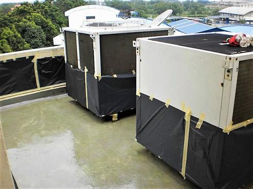 Waterproofing Solutions - JuNeng   EPC Contractor in Nigeria   EPC