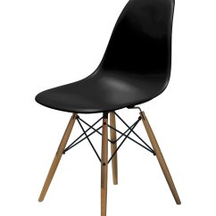 Black Eames Chair Kids Table And Chairs Diy Rip Eiffel  June 39s Child