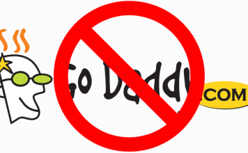 Top Six (6) Reasons Why I Dislike Go Daddy.com | June's Journal