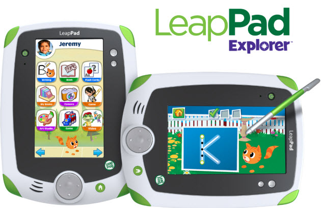 LeapPad:  An iPad-Like Tablet Just for Kids | June's Journal image 1