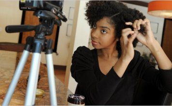 New York Times Documentary on Transitioning to Natural Hair | June's Journal image 2