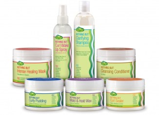 The Nothing But Hair Care Line for Natural Heads | June's Journal