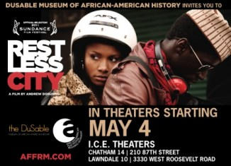 "Movie Trailer for ""Restless City"" by Andrew Dosunmu 