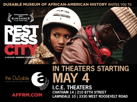"""Movie Trailer for """"Restless City"""" by Andrew Dosunmu 