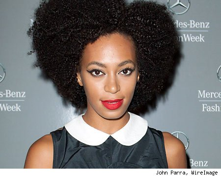 Essence Talks With Solange Knowles About Her Natural Hair | June's Journal
