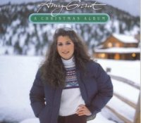 """A Christmas Album"""" - Amy Grant"""