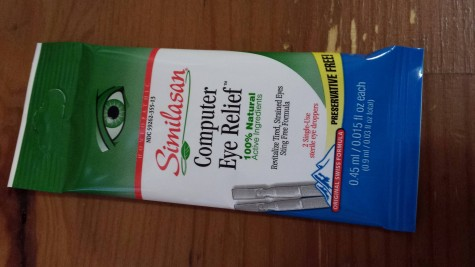 Computer Eye Relief Drops by Similasan